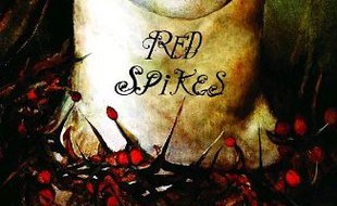 red spikes